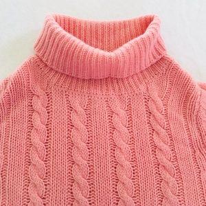 MENDOCINO Cashmere Short Sleeve Sweater S